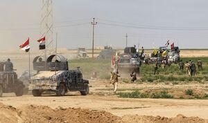 آخرین خبرها از تحولات میدانی عراق/ از عملیات انتقام بسیج مردمی در جنوب نینوا تا ناکامی داعش برای قطع ارتباط جاده بغداد – سامراء+ نقشه میدانی