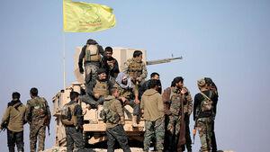 آخرین مقاومت های داعش در نوار ساحلی شرق رود فرات/ ورود شبه نظامیان کرد به حومه شمالی اردوگاه شهرک باغور + نقشه میدانی
