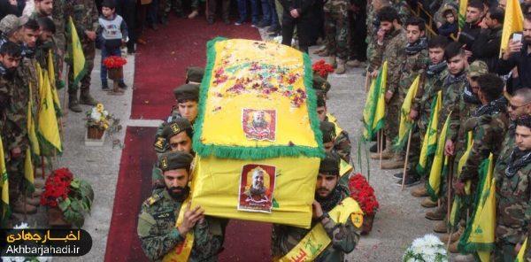 شهادت یک رزمنده حزبالله لبنان در سوریه + عکس