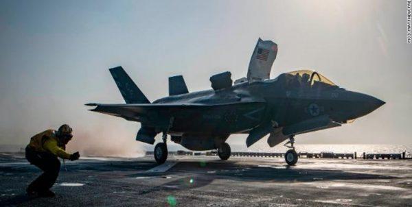 خرسندی صهیونیستها از توقف فروش اف-۳۵ به ترکیه