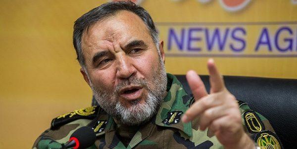 به دنبال کار جهادی با حضور ۶ هزار نیروی ارتشی در لرستان هستیم