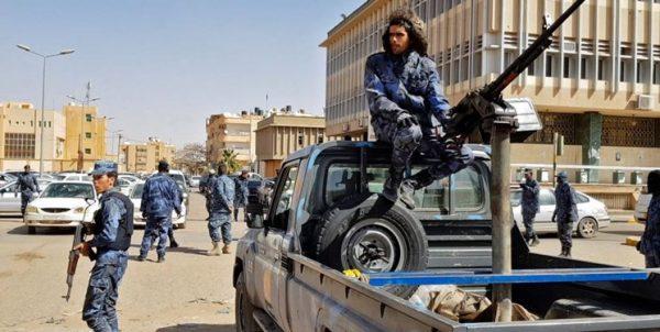 شهر «غریان» در غرب لیبی به کنترل نیروهای حفتر درآمد