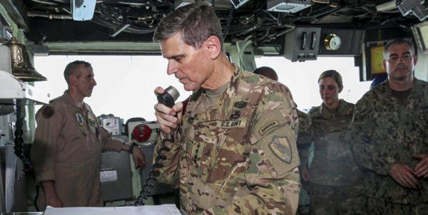 «سنتکام»؛ بازوی آمریکا برای حمایت از گروههای تروریستی در منطقه