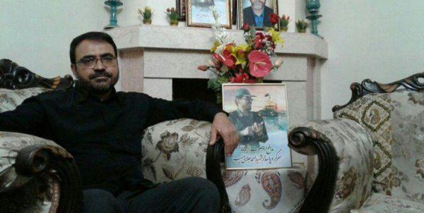 بازگشت پیکر شهید مدافع حرم در ۲۴ فروردینماه