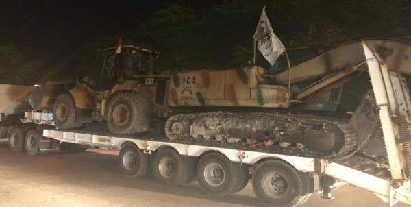 ورود نیروهای «الحشد الشعبی» عراق به ایران برای کمک به سیلزدگان
