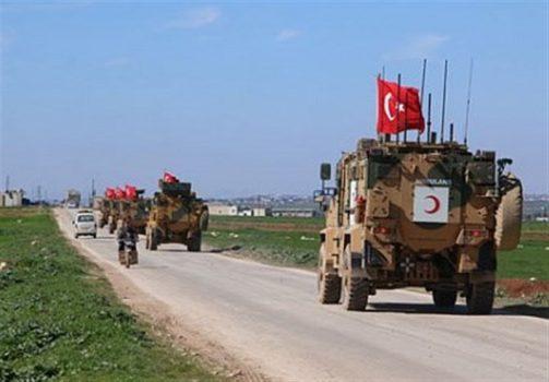 مخالفت ایران و سوریه با اقدامات تهاجمی ترکیه و علت سکوت روسیه