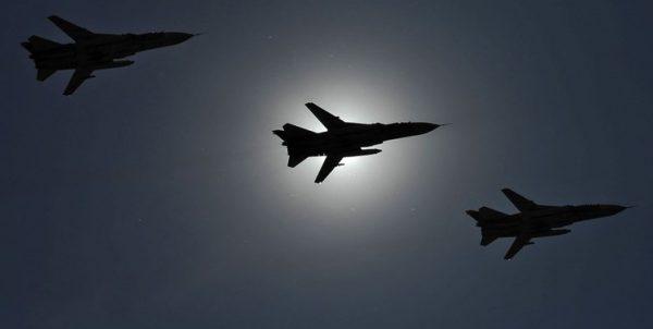 ۱۴ حمله هوایی به مواضع «النصره» در ادلب سوریه