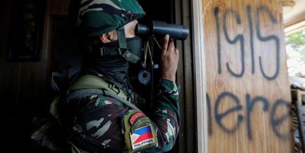 آزمایش دیانای مرگ فرمانده داعش «فیلیپین» را تأیید کرد