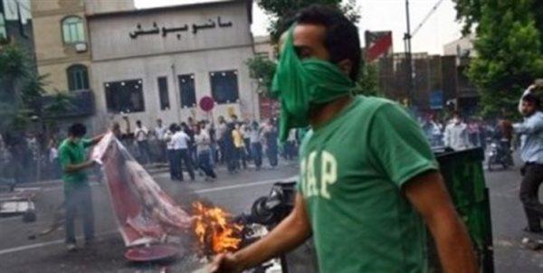 کانونهای شورشی؛ «شو آف» منافقین