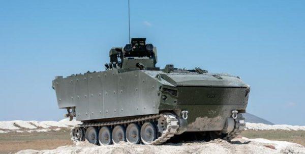 ارتش ترکیه از «شکارچی تانکها» رونمایی میکند