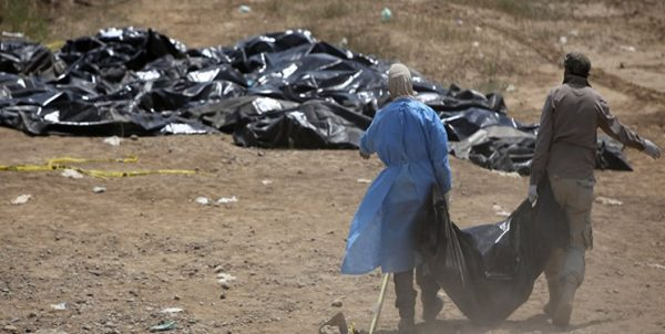 عراق، یکی دیگر از عاملان جنایت معروف اسپایکر را به دام انداخت