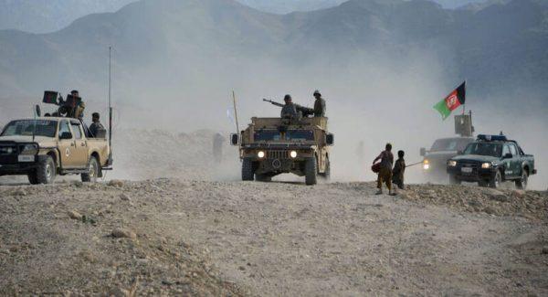 پیشروی نیروهای ارتش افغانستان در جنوب غرب استان فاریاب/ شهرستان «ارغنج» در مرکز استان «بداخشان» به تصرف نیروهای طالبان در آمد + نقشه میدانی و عکس
