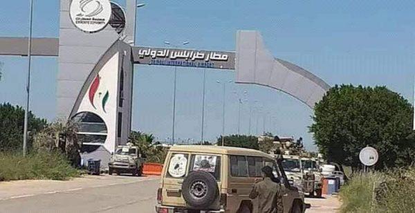 در حومه پایتخت لیبی چه میگذرد؟/ نیروهای تحت فرمان ژنرال حفتر به ۱۹ کیلومتری شهر طرابلس رسیدند + نقشه میدانی و عکس