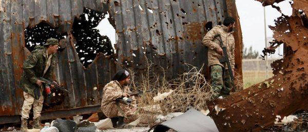آخرین تحولات پایتخت لیبی پس از ۵ روز درگیری سخت و نفسگیر/ شکستهای سنگین نیروهای تحت فرمان ژنرال حفتر در حومه جنوبی شهر طرابلس + نقشه میدانی و عکس