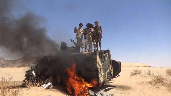 استان لحج در جنوب یمن در آستانه سقوط/ نیروهای مزدور سعودی و اماراتی به یک قدمی جنوب شرق استان تعز رسیدند + نقشه میدانی و عکس
