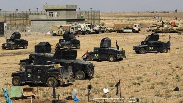 دستگیری ۱۷ تن از عناصر تروریستی داعش در جنوب غرب و شمال شرق استان الانبار عراق/ هلاکت مسئول امنیتی داعش در استان دیاله + عکس و نقشه میدانی