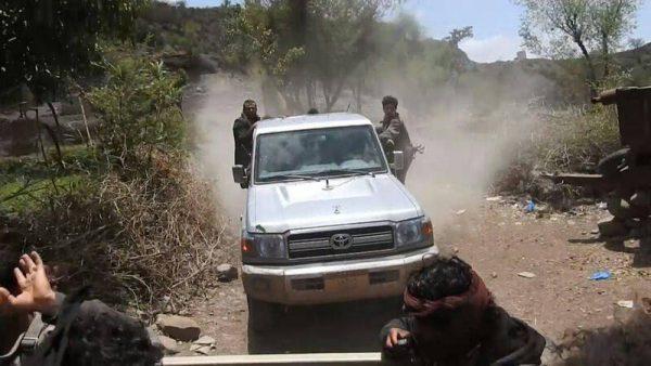 جزئیات شکست های سنگین نیروهای ائتلاف در جنوب یمن/ بازپسگیری ۳۰۰ کیلومتر مربع از مساحت اشغالی پس از ۸ روز درگیری نفسگیر + نقشه میدانی و عکس