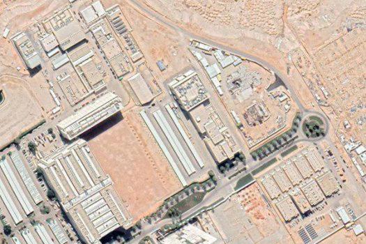 ساخت اولین رآکتور اتمی عربستان سعودی در مرحله پایانی است