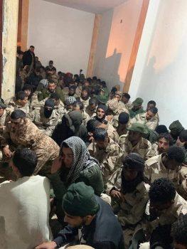 تحولات جدید لیبی؛ سقوط فرودگاه طرابلس؛ اسارت دهها نیروی «حفتر»