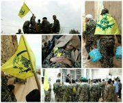 گزارش روز دوم | گروههای جهادی فاطمیون در پلدختر چه میکنند؟