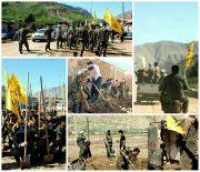گزارش تصویری | چهارمین روز از فعالیت نیروهای جهادی فاطمیون در استان لرستان