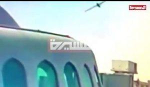 فیلم؛ حمله موفق ارتش یمن به فرودگاه ابوظبی در سال ۲۰۱۸