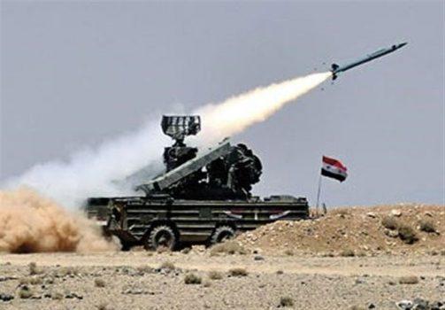سلاح سری رژیم صهیونیستی در حمله به سوریه