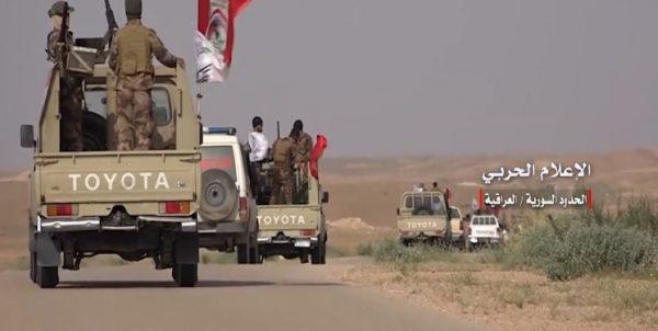 الحشد الشعبی ۲ سرکرده داعش را دستگیر کرد