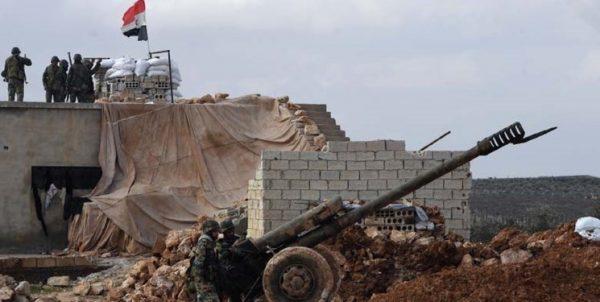 شمال سوریه   پاتک ناکام تروریستها به کفرنبوده؛ ارتش، نزدیک «بزرگترین مقر معارضان در شمال حماه»