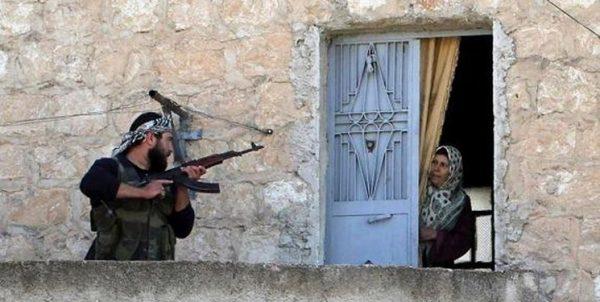 تروریستها چهار کودک و یک زن را در سوریه کشتند