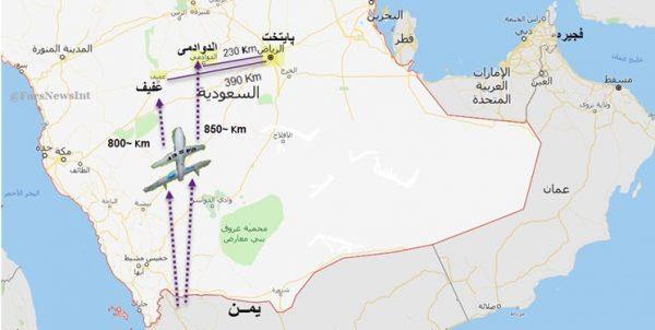 اذعان ریاض به حمله یمن؛ پمپاژ نفت شرق به غرب عربستان متوقف شد/ پهپادهای یمنی چه مسافتی را برای انجام عملیات طی کردند؟