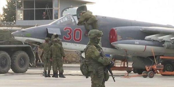 مسکو از سرنگونی دو پهپاد تروریستها در نزدیکی «حمیمیم» خبر داد