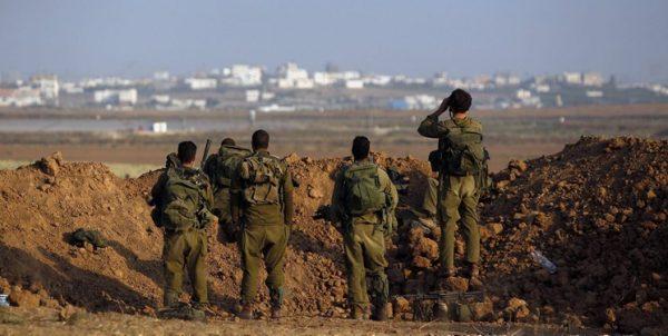راکتهای مقاومت، تلآویو را ناچار به ایجاد موانع شنی در مرز غزه کرد