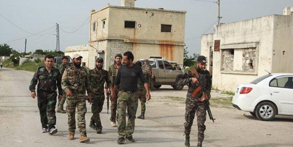 دفع پاتک سنگین به کفرنبوده سوریه؛ بیش از ۸۰ تروریست کشته شدند