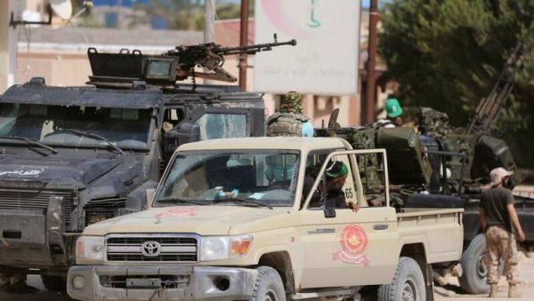 حال و روز پایتخت لیبی ۴ هفته پس از آغاز درگیریها/ خارج شدن نیروهای دولت وفاق ملی از شوک/ توقف پیشرویهای نیروهای ژنرال حفتر در حومه طرابلس + نقشه میدانی و عکس