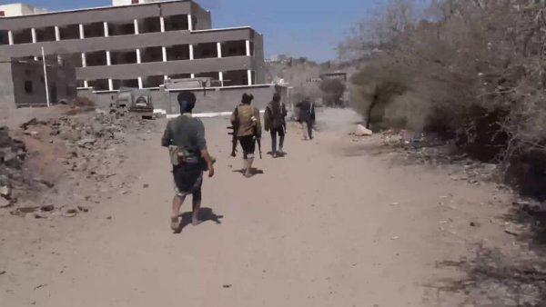 نقرهداغ شدن دوباره نیروهای ائتلاف در جنوب یمن/ آزادی ۳۶۰ کیلومتر مربع از مساحت اشغالی در جنوب غرب استان ضالع + نقشه میدانی و عکس
