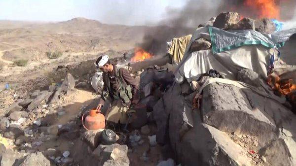 درگیریهای سنگین در مرزهای مشترک با استان نجران عربستان/ شکستهای سنگین مزدوران رژیم سعودی + نقشه میدانی و عکس
