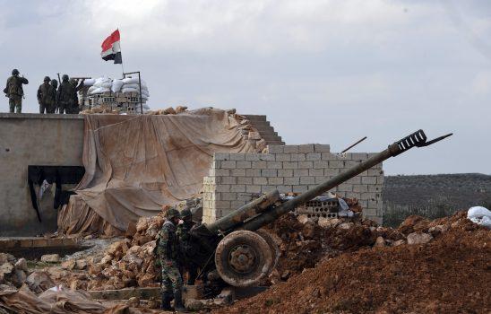 آخرین تحولات میدانی شمال سوریه/ آزادی شهرک راهبردی «کفرنبوده» در شمال استان حماه + نقشه میدانی و عکس