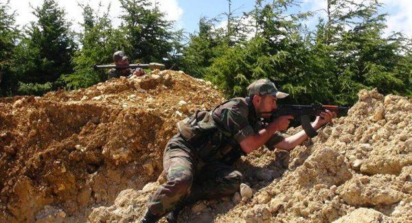پنجمین روز درگیریها در شمال استان حماه و جنوب استان ادلب/ زور تروریستها باز هم به ارتش سوریه نرسید + نقشه میدانی