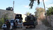 آخرین تحولات میدانی پایتخت لیبی به تفکیک محورهای درگیری + نقشه میدانی و عکس