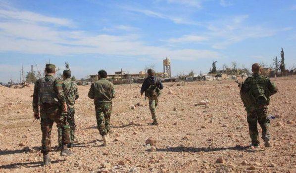 شمال سوریه در هفتهای که گذشت/ آزادی ۲۰ منطقه و پاکسازی ۱۰۰ کیلومتر مربع از مساحت اشغالی + محورهای عملیات، نقشه و عکس