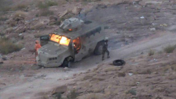 موج سوم حملات آل سعود در شمال یمن به ساحل نرسید/ بن بست جدید برای مزدوران بن سلمان این بار در استان الجوف یمن + نقشه میدانی و عکس