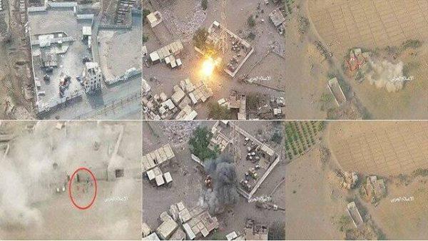 موفقیتهای چشمگیر «انقلاب پهپادی یمن» ظرف ۴ سال/ عملیاتهای مهمی که پاتریوت امکان شناسایی آن را پیدا نکرد+عکس