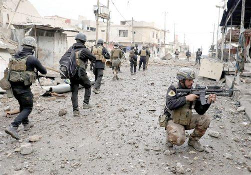 گزارش به بهانه سالگرد اشغال «موصل»؛ نابودی خلافت داعش مرهون فتوای مرجعیت و حمایتهای ایران
