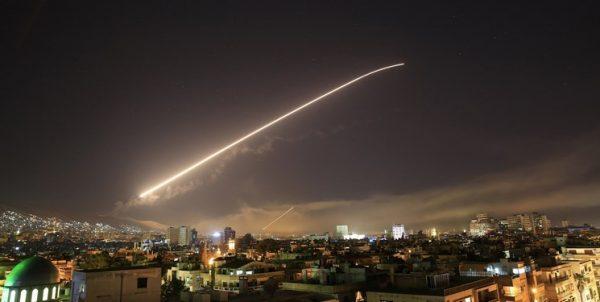 فرودگاه T-4 سوریه هدف حمله قرار گرفت