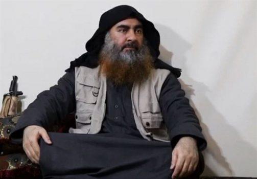 همسر وزیر نفت سابقداعش: البغدادی در عراق به سر میبرد