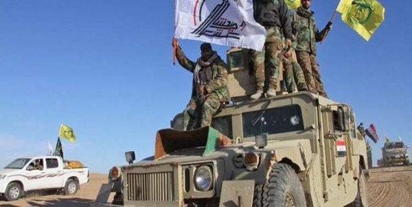 افشای توطئه آمریکا با یک افسر عراقی علیه الحشد الشعبی +اسناد