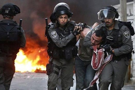 ربودن «۵۰ فلسطینی» توسط نظامیان صهیونیست
