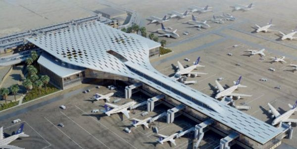 اذعان عربستان به اصابت موشک به فرودگاه «ابها»؛ برج مراقبت منهدم شد