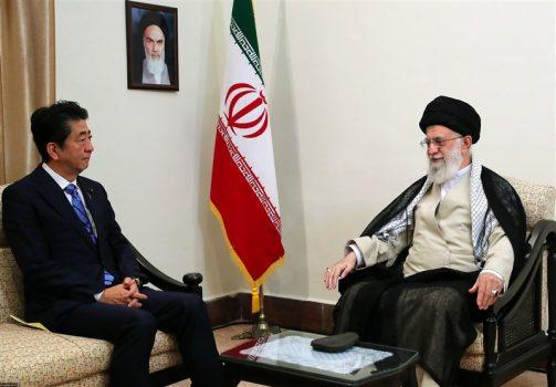 پاسخ قاطع امام خامنه ای به نخست وزیر ژاپن/ ترامپ را شایسته مبادله پیام نمیدانم با آمریکا مذاکره نخواهیم کرد